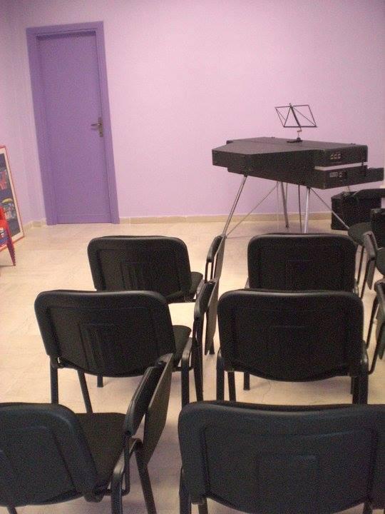 Sala Corso di Teoria Musicale