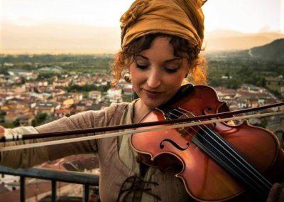 Adriana Marinucci corso di viola e violino